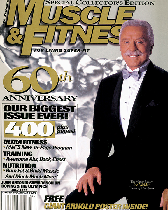 Joe Weider Muscle and Fitness, Reiff